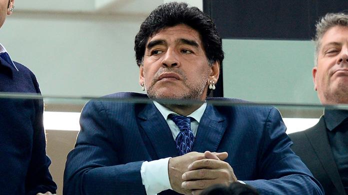 Morte Maradona, i risultati dell'autopsia: edema polmonare ...