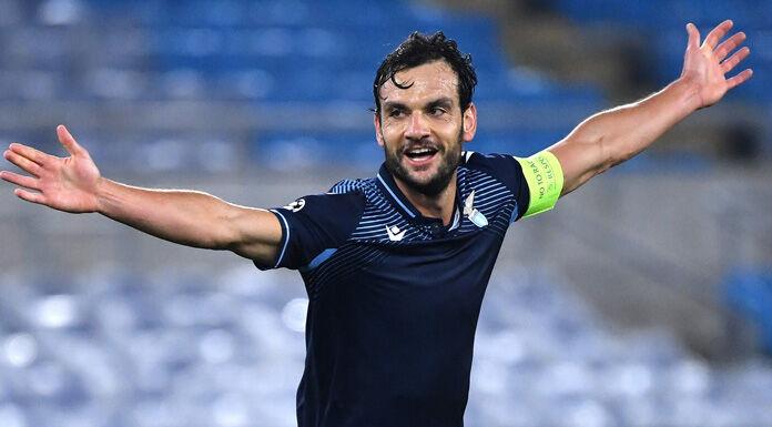 Lazio, Parolo: «Credevo nel gol in Champions. Vogliamo gli ottavi»