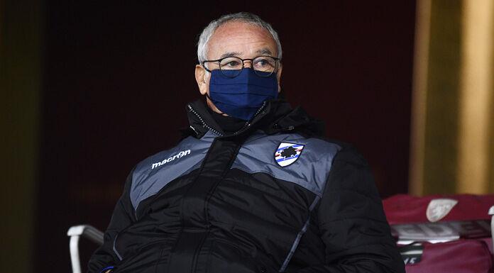 Sampdoria, Ranieri: «Fatta qualche fesseria, ne parlerò ai ragazzi»