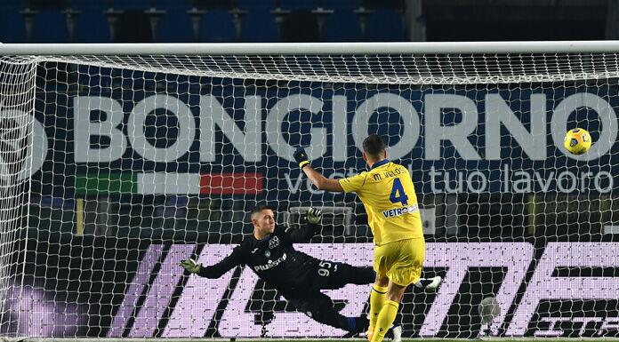 Atalanta Verona 0 2: gol di Veloso e Zaccagni