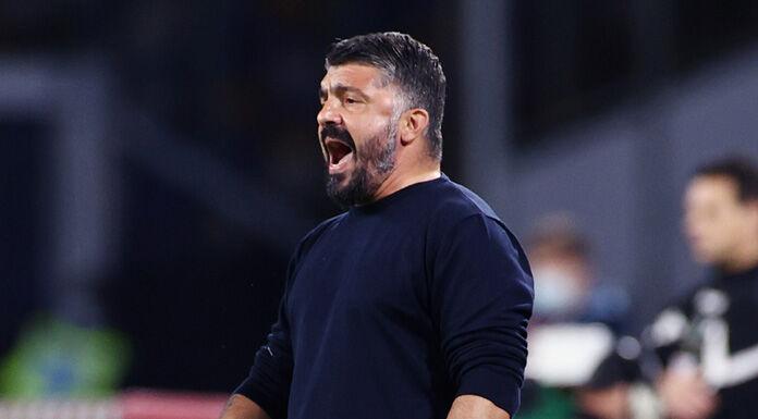 Napoli |  Gattuso | «Sono io il responsabile  Il Milan non è la squadra più forte»