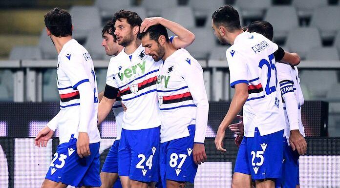 Parma Sampdoria 0 2 LIVE: fine primo tempo