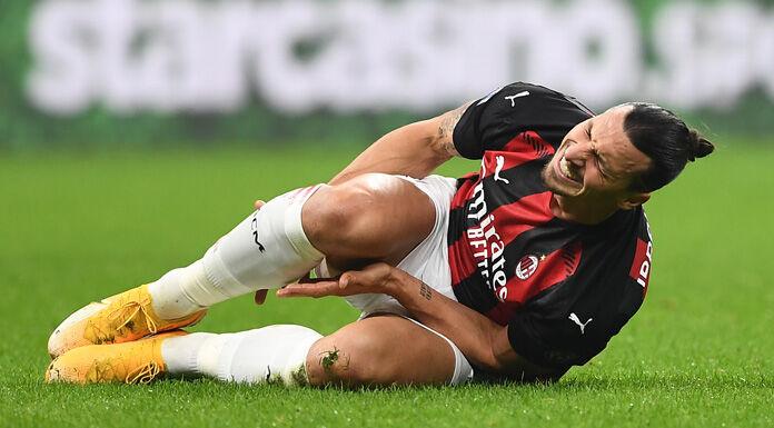 Milan    ansia Ibrahimovic    problema al bicipite femorale per lo svedese