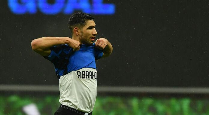 Inter Bologna, Hakimi segna e dedica il gol ad Abarhoun – VIDEO