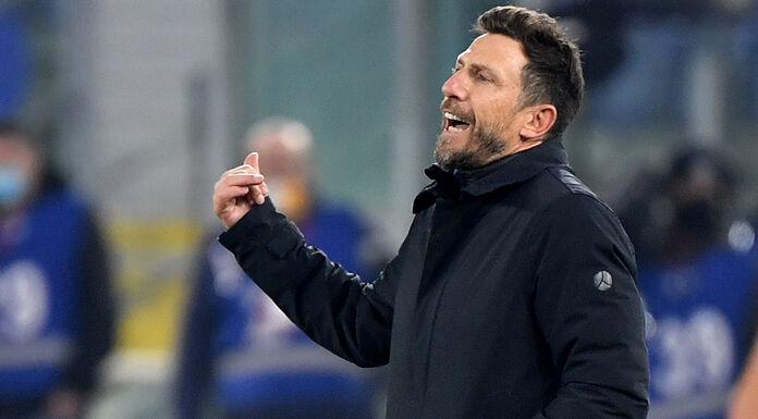 Cagliari, Di Francesco: «Problema di testa. Ibrahimovic è stato furbo»