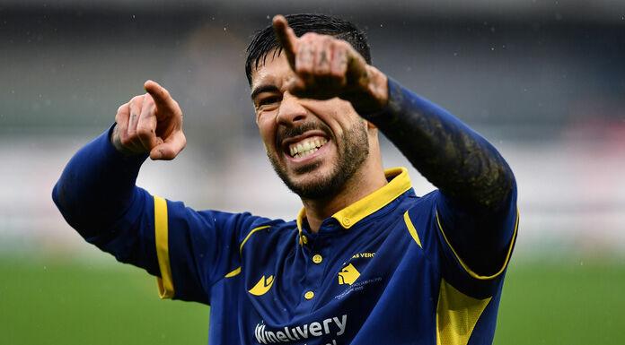 Verona   Napoli, Lozano segna uno dei gol più veloci della storia