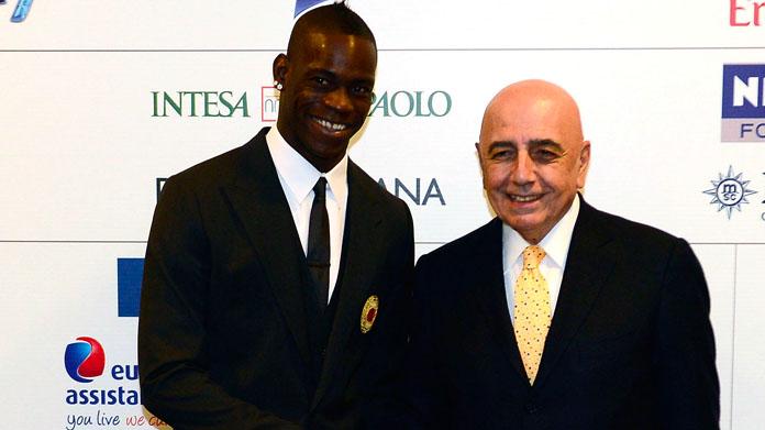 Galliani Balotelli