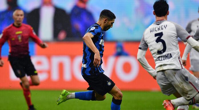Inter Bologna 2 0 la Diretta: raddoppia Hakimi