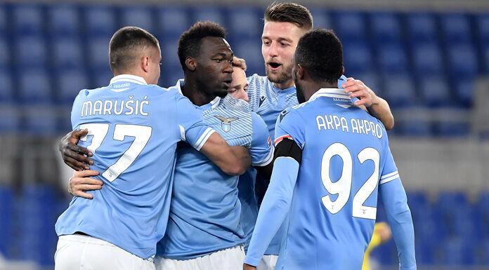 Lazio Fiorentina LIVE 0-1 |  Castrovilli prova la giocata