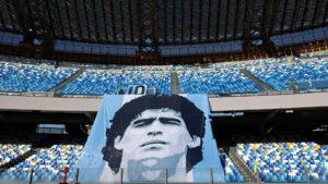 Morte Maradona:
