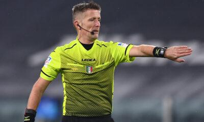 Daniele Orsato Arbitri Euro 2020