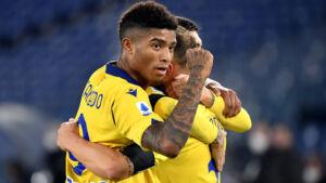 Verona Fiorentina 1 2 LIVE: la riapre Salcedo