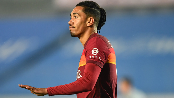 smalling serie a ultime dai campi