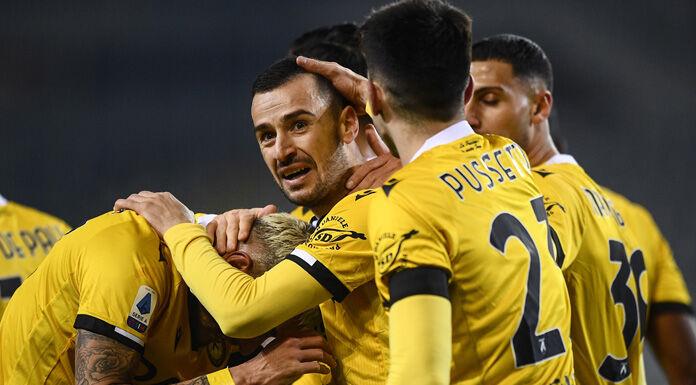 Convocati Udinese per la Sampdoria: Gotti ritrova il suo attaccante