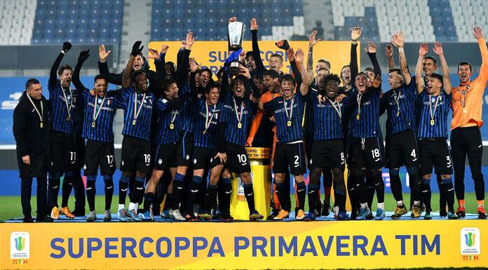 Atalanta, la Primavera batte 3 1 la Fiorentina e vince la Supercoppa