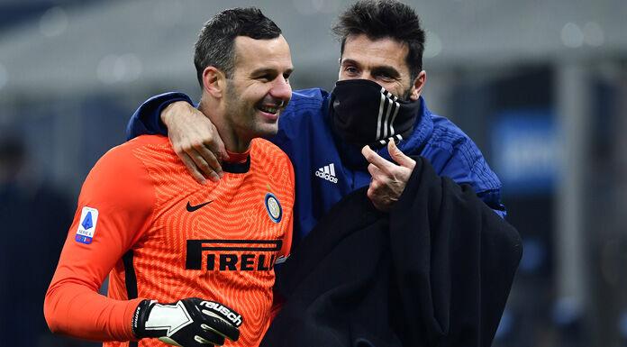 Inter, Handanovic nella top 15 per presenze all time in Serie A: i dettagli
