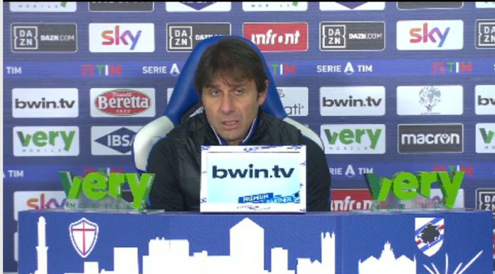 """Inter, Conte: """"Mentalità cambiata, i giocatori mi seguono perché…» – VIDEO"""