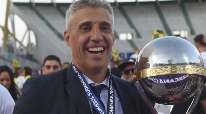 Copa sudamericana, Crespo: «Vittoria storica, saremo ricordati» – VIDEO