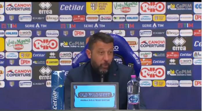 D'Aversa, applausi a metà: «Giochiamo bene ma poi…» – VIDEO