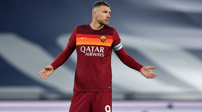 Dzeko nella storia della Roma: miglior marcatore di sempre in Europa