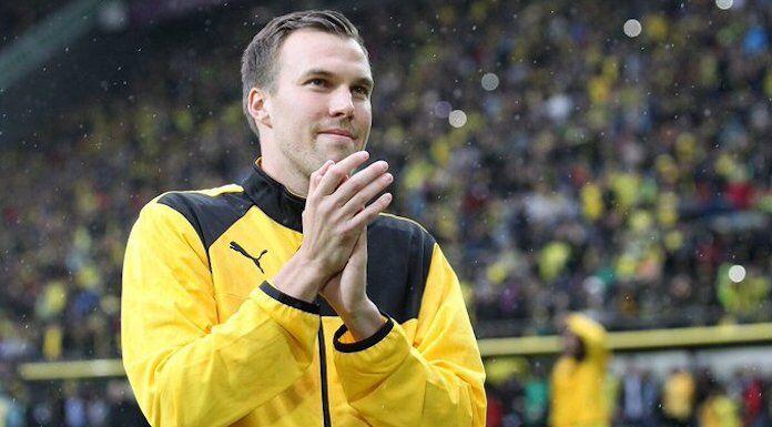 Kevin Grosskreutz dice addio al calcio: è ufficiale il ritiro del centrocampista