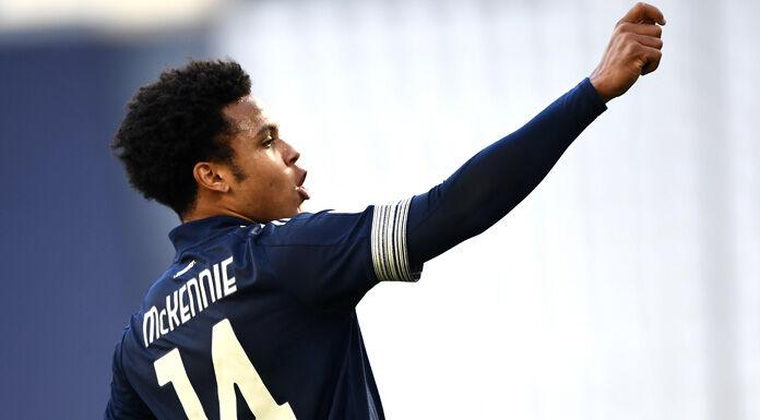McKennie ha già stregato la Juve, Milinkovic Savic lancia la Lazio, l'Atalanta è sempre più da record