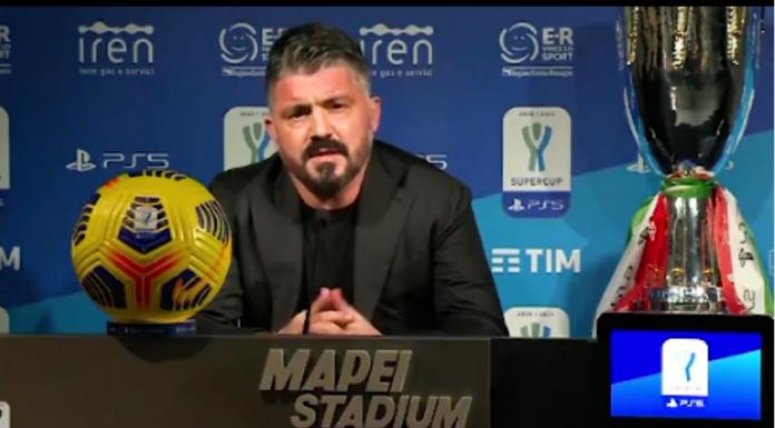 Gattuso: «Pirlo? Ha preso più sberle da me cha dal padre» – VIDEO