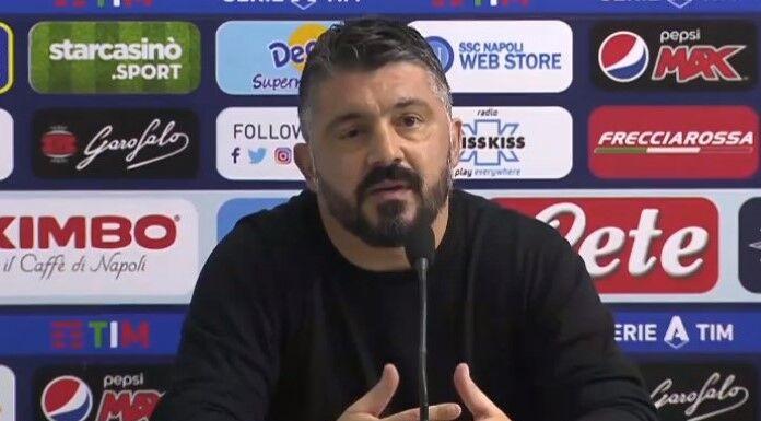 Conferenza stampa Gattuso LIVE: le dichiarazioni pre Juve in Supercoppa