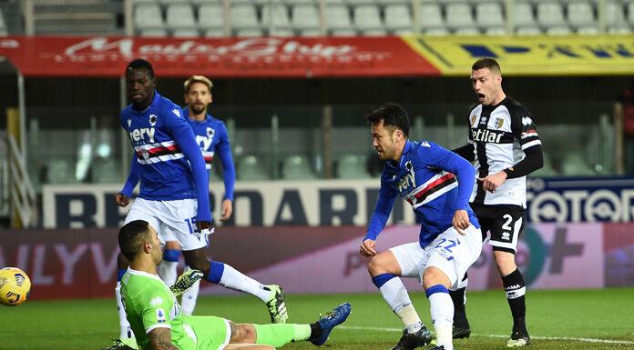 Parma Sampdoria 0 2 LIVE: subito Gervinho pericoloso