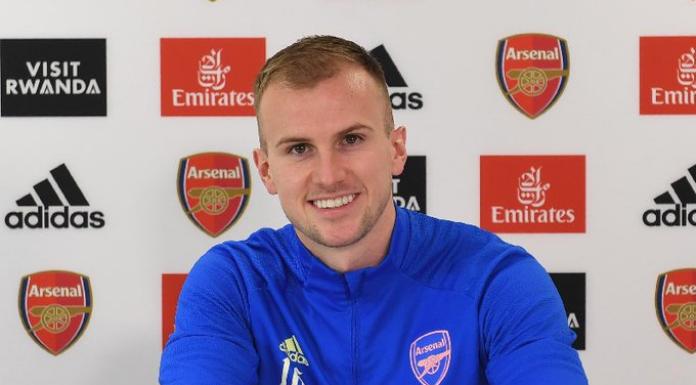 Ufficiale: Arsenal arriva Ryan