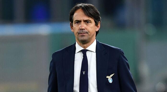 Lazio, Inzaghi: «Farò delle rotazioni. Teniamo alla Coppa Italia»