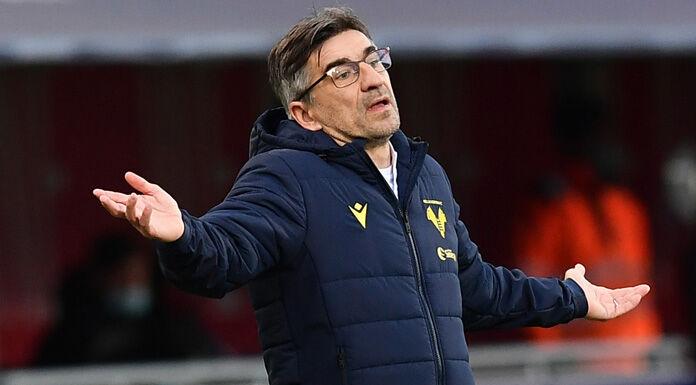 Verona, Juric: «Milan sottovalutato? Mi viene voglia di insultarti»