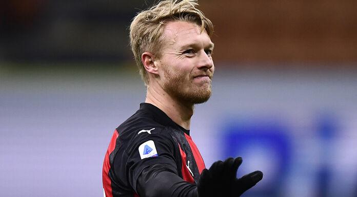Milan, Kjaer: «Manchester United? Voglio affrontare sempre i migliori»