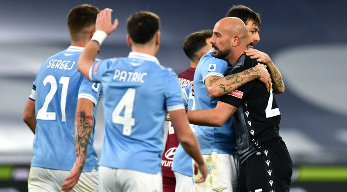 Lazio Parma LIVE 0-0 |  palo di Muriqi!