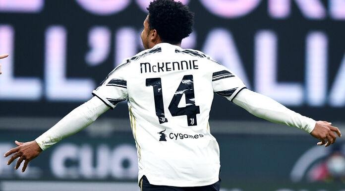 UFFICIALE La Juventus riscatta McKennie: contratto fino al 2025