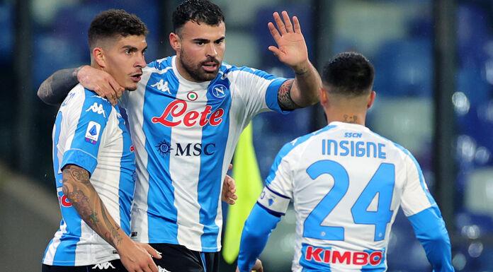 Napoli, tamponi negativi: con la Fiorentina si gioca alle 12:30