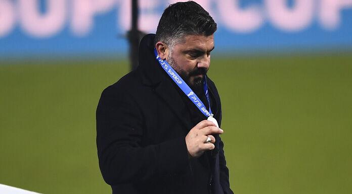 Napoli, trovato l'accordo per il rinnovo di Gattuso: il motivo del ritardo