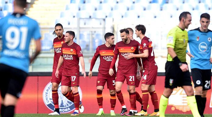 Roma Sporting Braga 1 0 LIVE: è ricominciata all'Olimpico
