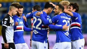 Sampdoria, i convocati per il Napoli: tre assenti