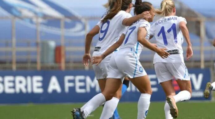 Serie A femminile: weekend bollente con Florentia Milan e Napoli Pink Bari