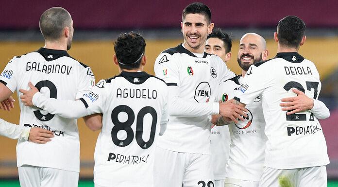 Roma Spezia 2 3 LIVE: Verde firma il sorpasso, gol dell'ex!