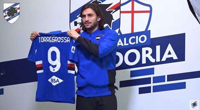 Sampdoria, Torregrossa: «Bastistuta, Vialli e Mancini sono d'ispirazione»