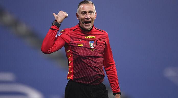 Arbitri quarti di Coppa Italia: Valeri dirigerà il derby di Milano