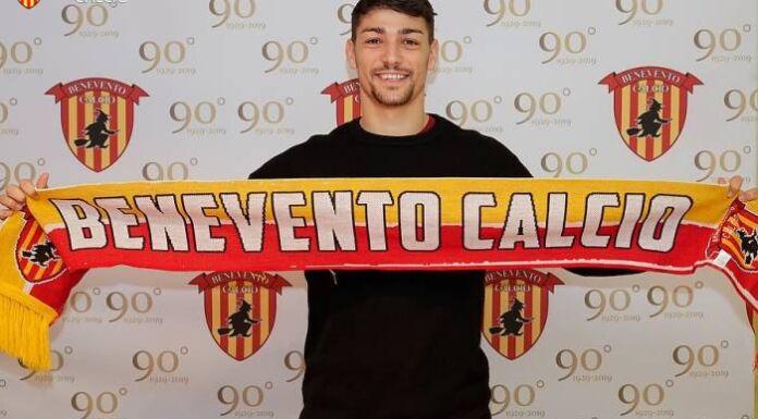 Benevento, Barba: «C'è rammarico. La classifica preoccupa»