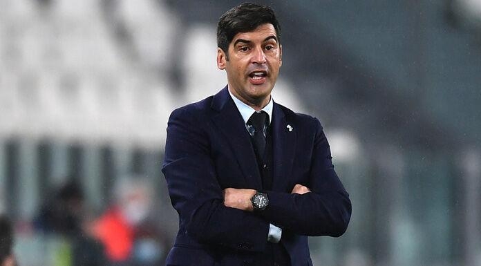 Roma, Fonseca: «Niente scuse, tanti errori. Ma l'arbitro non mi è piaciuto»