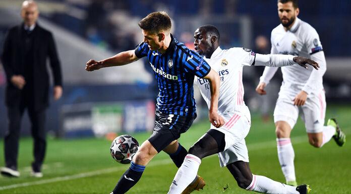 Atalanta-Real 0-0 all'intervallo  Ingiusto rosso a Freuler  Zapata ko