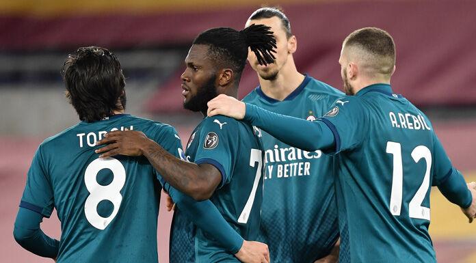 Milan, squadra subito in campo in vista dell'Udinese