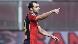 Genoa   Benevento, le pagelle: Pandev e Lapadula, eroi da 7,5. Barba, mamma mia...