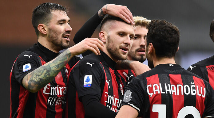 Infortunati Milan: le condizioni di Ibrahimovic, Calhanoglu e Rebic