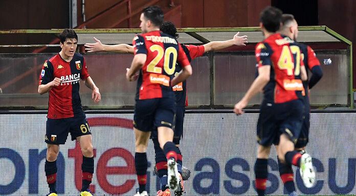 Genoa |  i convocati per la Sampdoria |  due assenti |  torna Cassata